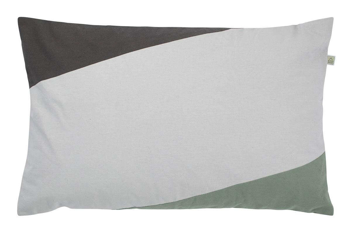 EFYT - Kussenhoes lichtgrijs 40x60 cm