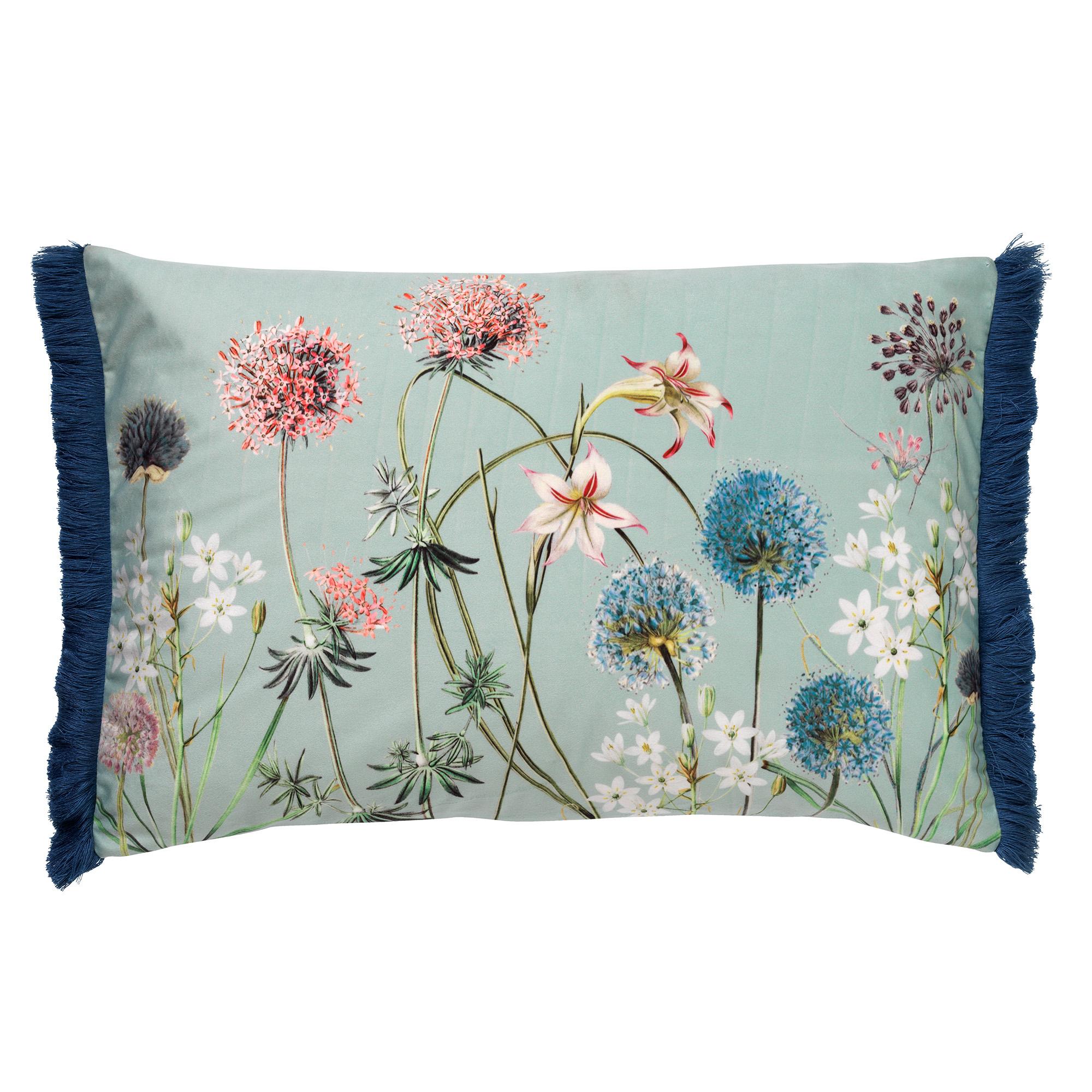 Kussen Bloom 40x60 cm Jadeite