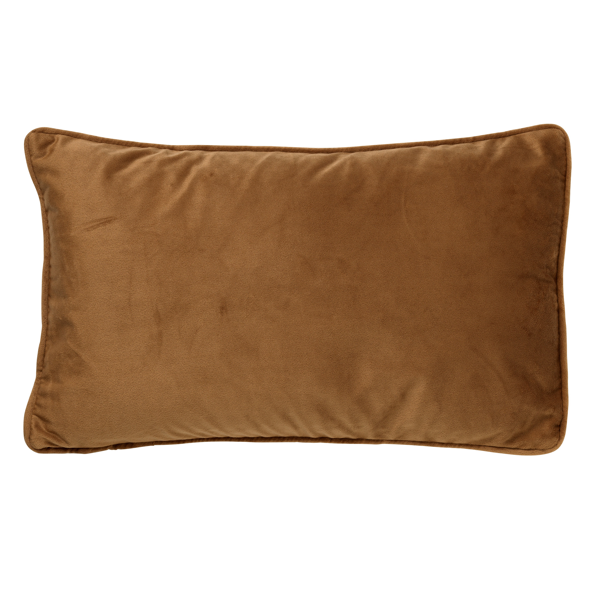 FINN - Kussenhoes velvet Tobacco Brown 30x50 cm