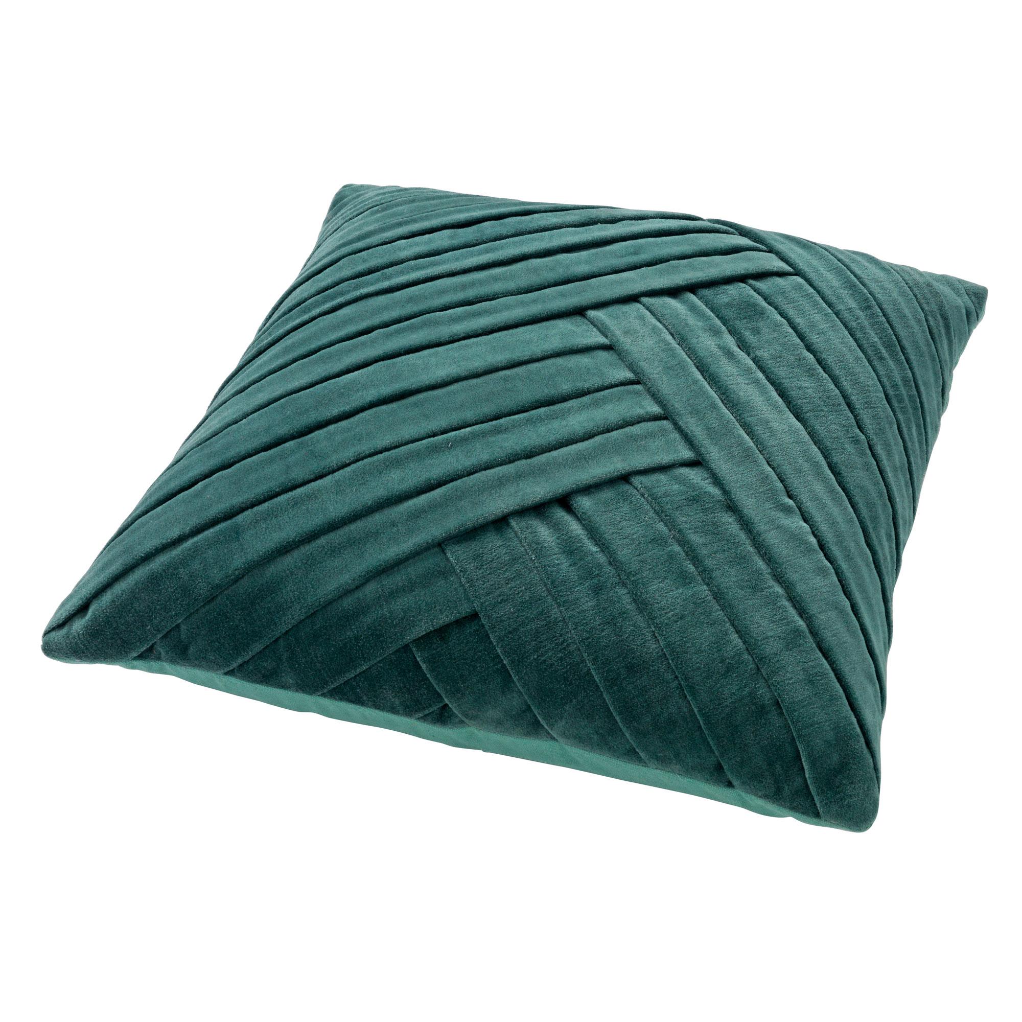 GIDI - Sierkussen velvet Sagebrush Green 45x45 cm