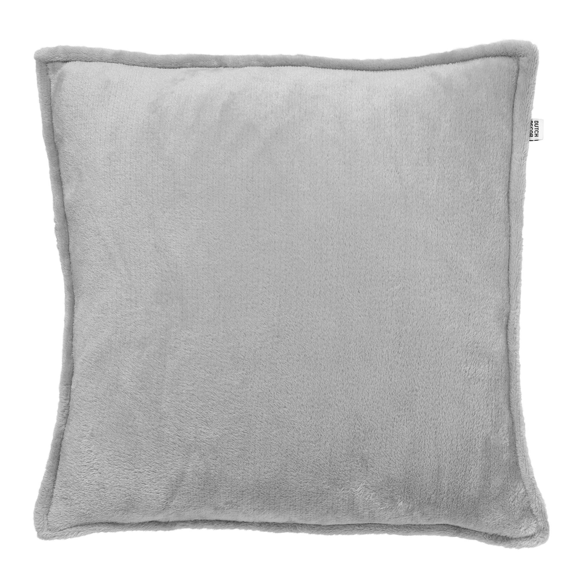 CILLY - Sierkussen van fleece Micro Chip 45x45 cm