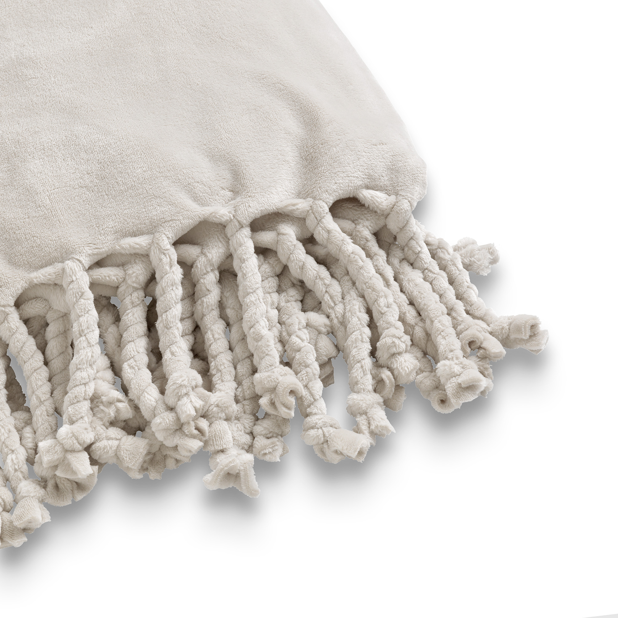FLORIJN - Plaid van fleece 150x200 cm Snow White