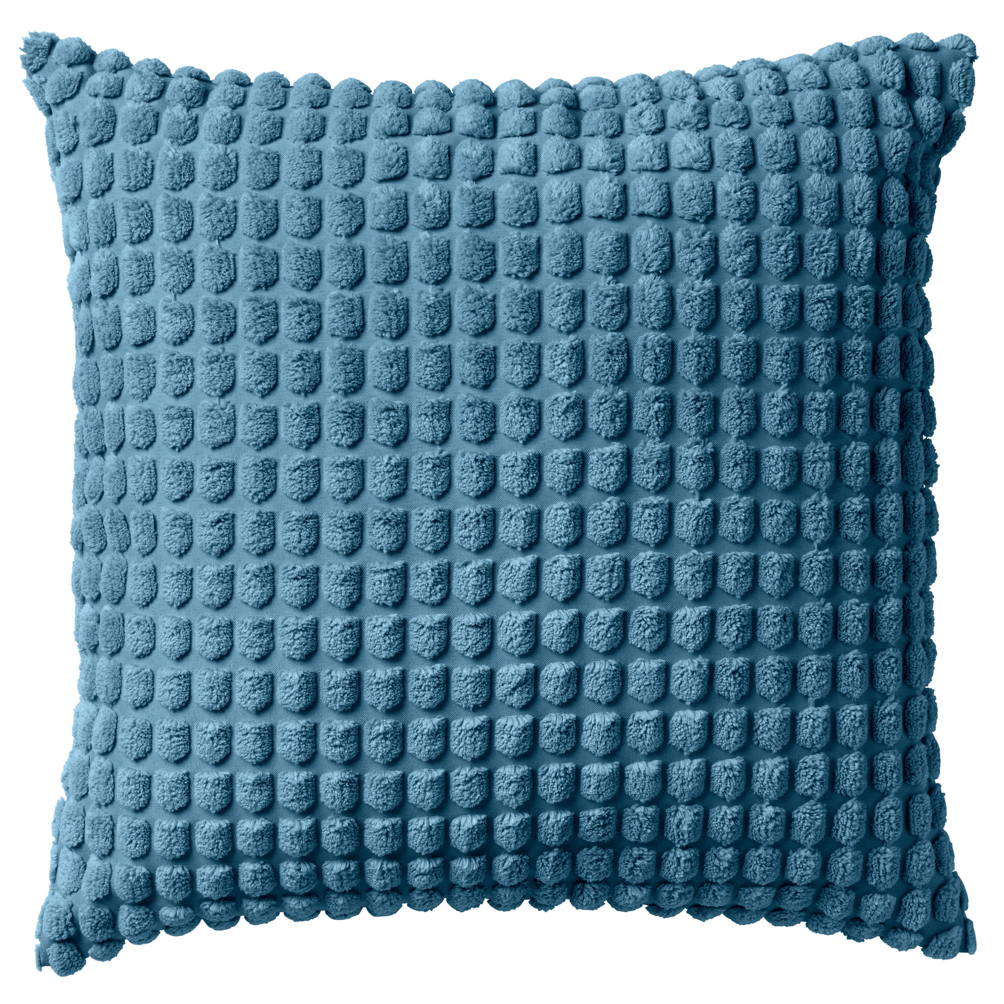 ROME - Sierkussen uni Provincial Blue 45x45 cm