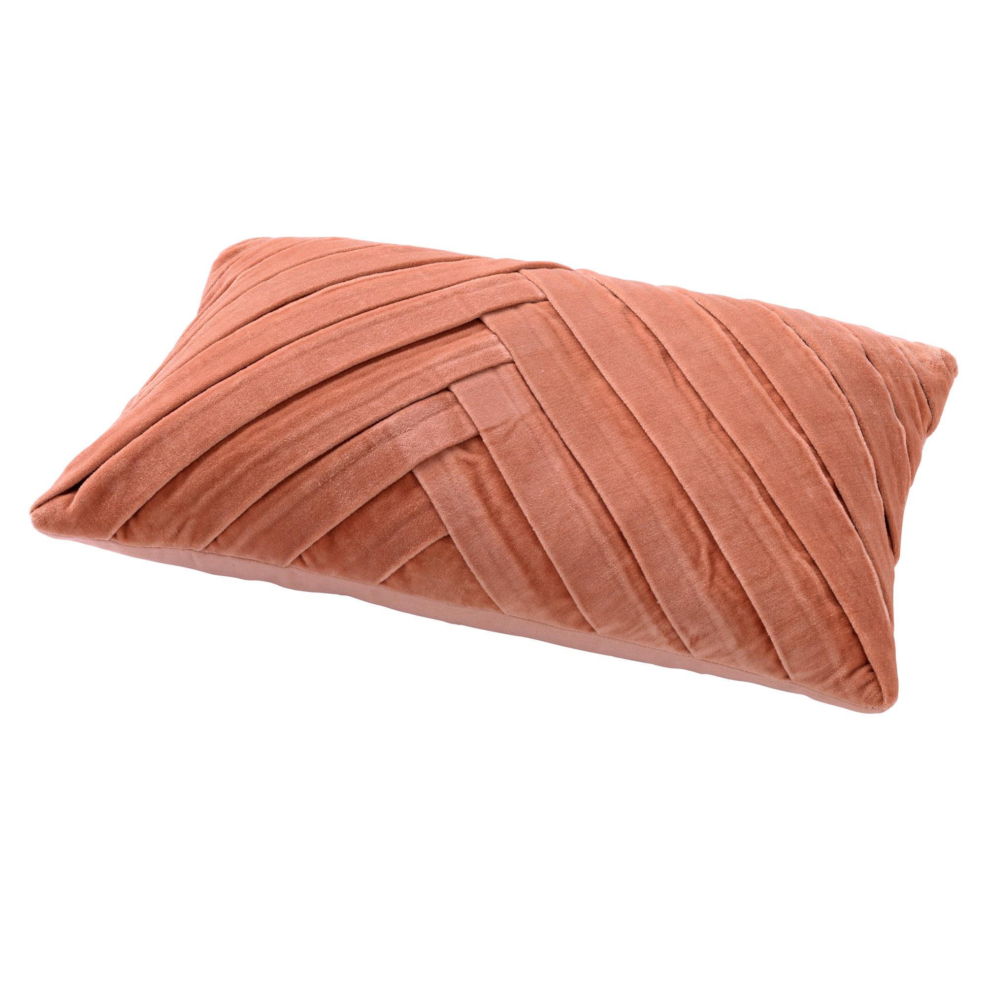 FEMM - Sierkussen velvet Muted Clay 30x50 cm