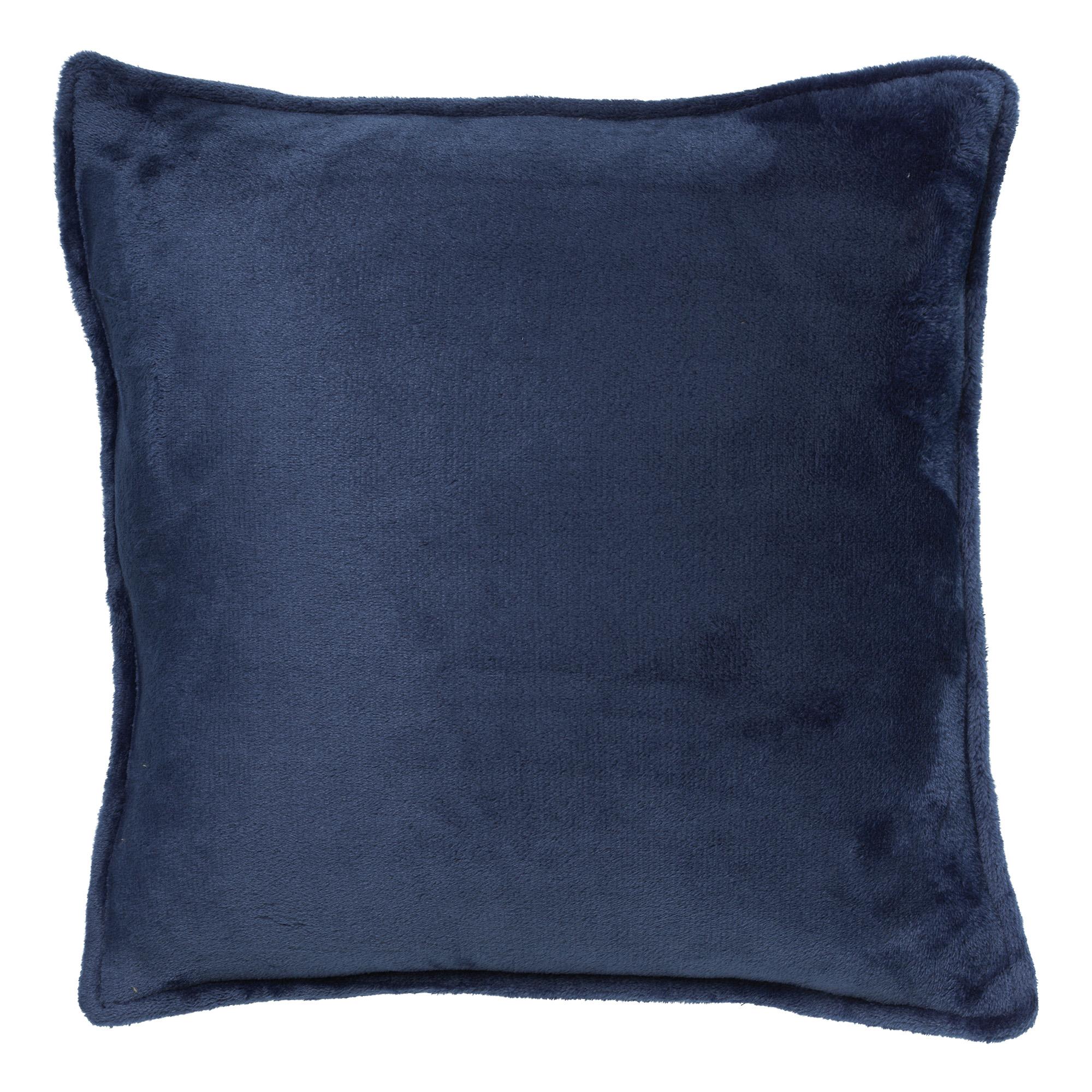 Sierkussen Cilly 45x45 cm Insignia Blue