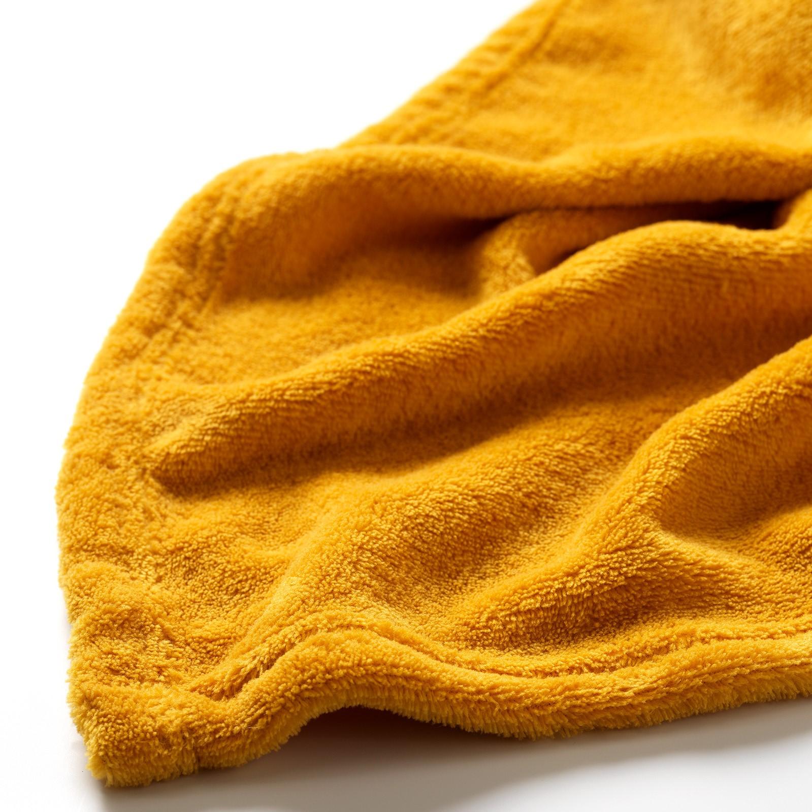 HARVEY - Plaid van fleece Golden Glow 150x200 cm