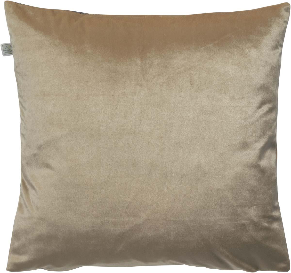CHANDO - Sierkussen goud 45x45 cm