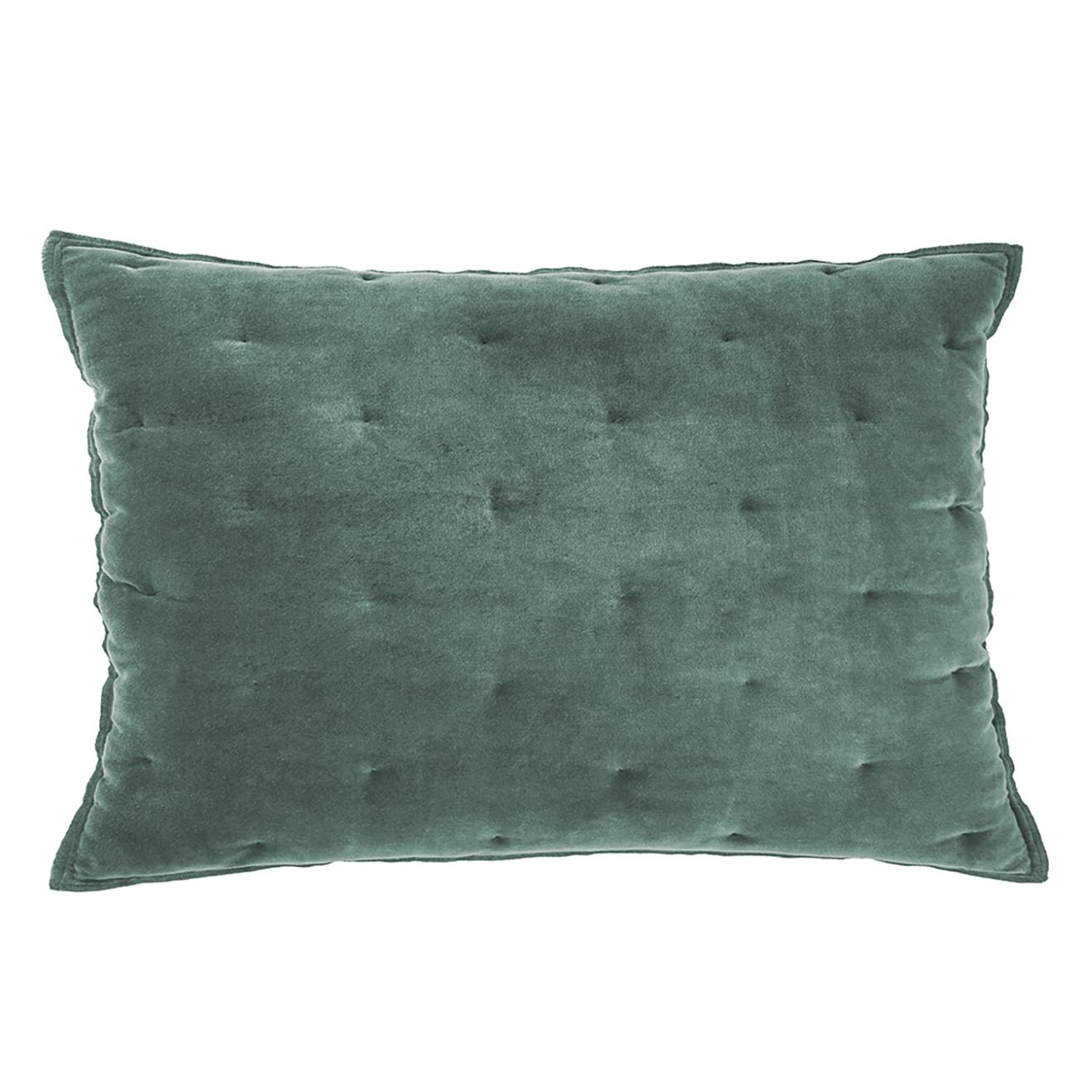 VELVET TOUCH -  Sierkussen Walra Velvet Touch 40x60 cm  Jade